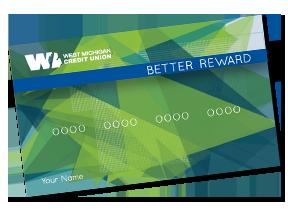 Better Rewards Credit Card