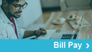 Bill Pay Cross Sale Button