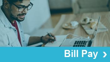 Bill Pay Cross Sale Button