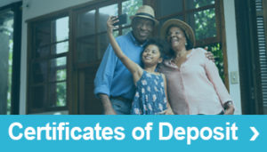 Certificates of Deposit Cross Sale Button