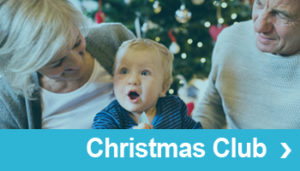 Christmas Club Cross Sale Button