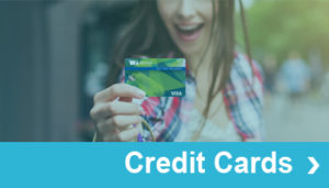 Credit Cards Cross Sale Button