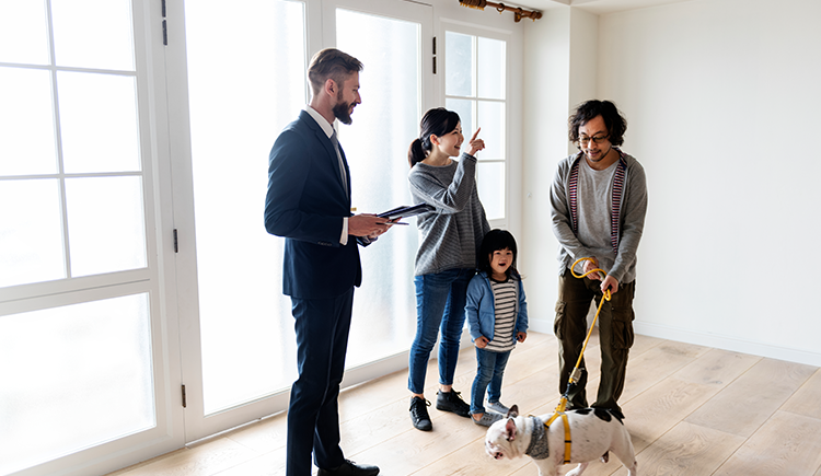 Home Buying in 2021 Blog Image