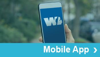 Mobile App Cross Sale Button