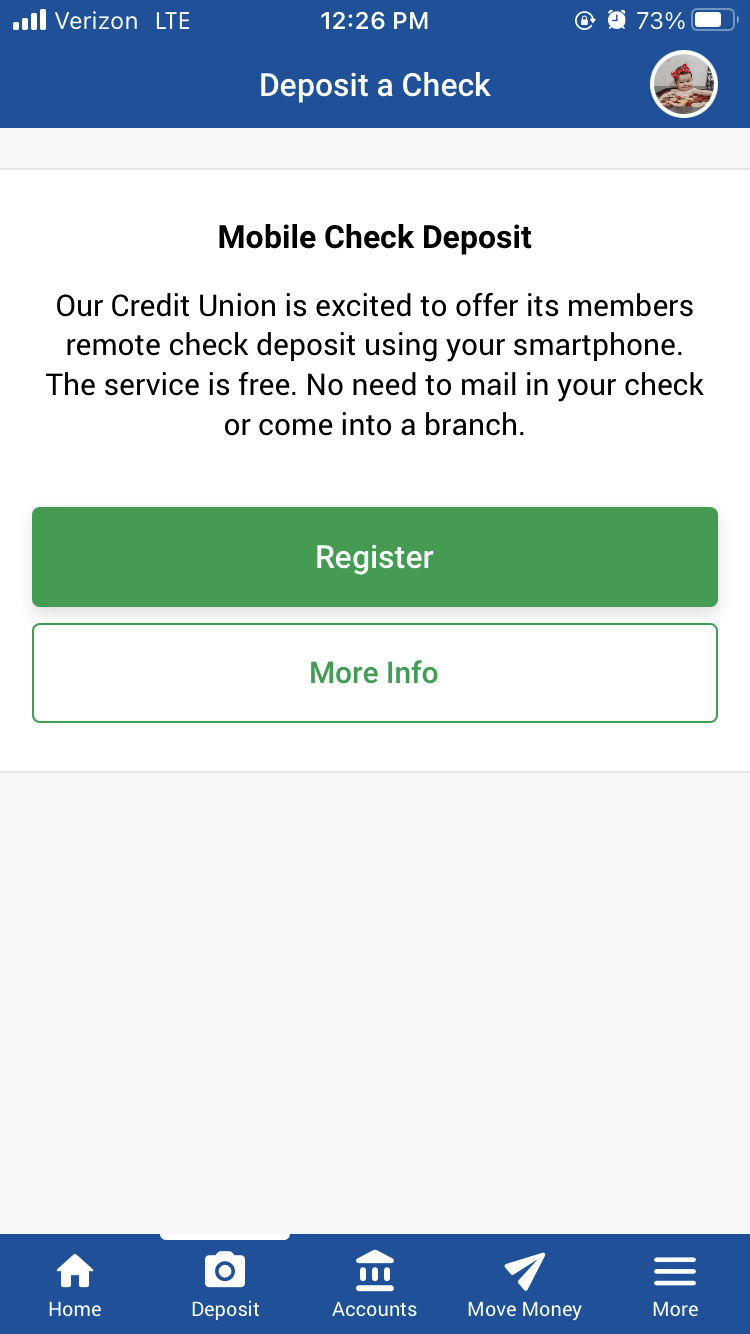 RDC Enrollment on Mobile App 2021