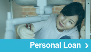 Personal Loan Cross Sale Button