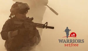 Warriors Set Free Home Page Feature