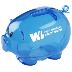 WMCU Piggy Bank