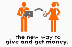 PopMoney transfer of money